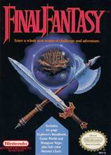 Final Fantasy (NES) (Multiscreen)